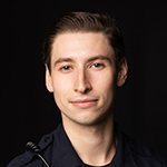Erik Favela, Security Officer
