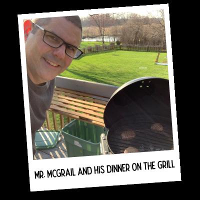 Bill McGrail