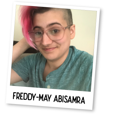 Freddy-May AbiSamra
